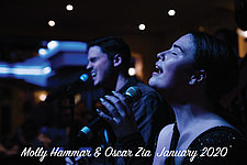 Molly Hammar & Oscar Zia, January 2020