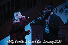 Molly Sandén & Oscar Zia, January 2020