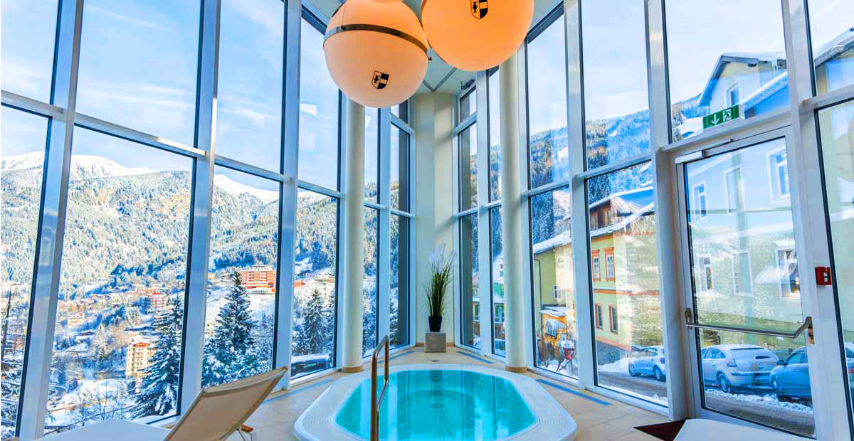 Pure relaxation on your spa wellness holiday for Felsen flooring reviews
